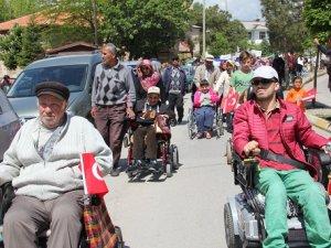 Seydişehir'de Engelliler Haftası etkinlikleri