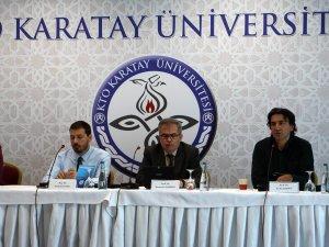 KTO Karatay'da sağlık ve hukuk konuşuldu
