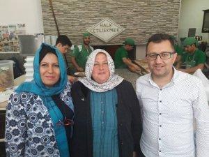 Bursalı misafirler Konya'da