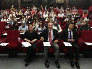 NEÜ Uygulamalı Bilimler Okulu'ndan Merkez Bankası ziyareti