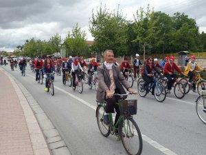 Meram Alparslan'dan örnek pedal çalışması