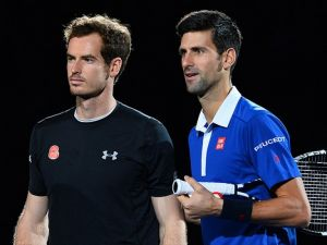 Madrid'de Djokovic-Murray finali