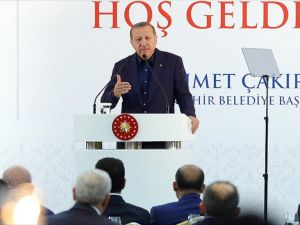 'Türkiye emin adımlarla 2023 hedeflerine yürüyecek'