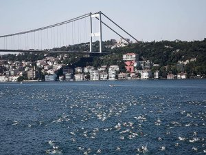 İstanbul Boğazı'nda 28. kez kulaç atılacak