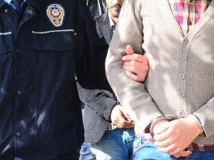 PKK lehine slogan atan 9 öğrenci gözaltına alındı