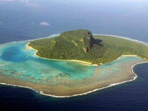 Pasifik Okyanusu'ndaki beş adacık kayboldu