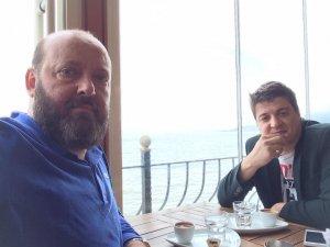 Yusuf Ziya Altınekinli, Selim Karakurt ile Kahve Deryası'nda
