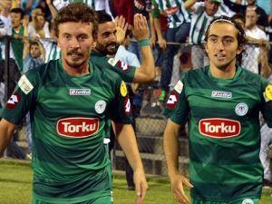 'Bekle bizi Avrupa, Konyaspor geliyor'