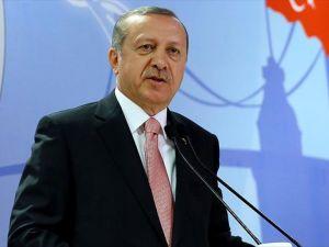Cumhurbaşkanı Erdoğan: DAEŞ ile yaptığımız mücadeleyi hiçbir ülke yapmıyor