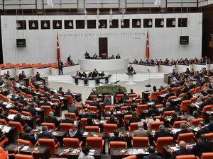 Meclise 651 dokunulmazlık dosyası sunuldu
