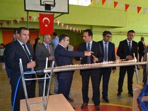 Kulu'da Tübitak 4006 Bilim Fuarı açıldı