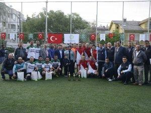 Meram'da 'Başkanlık Turnuvası' sona erdi