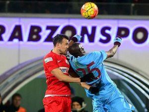 Trabzonspor ile Antalyaspor 40. randevuda