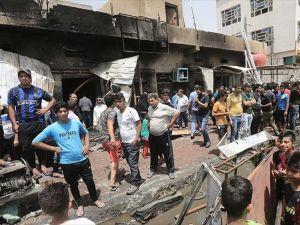 Bağdat'ta polis karakoluna saldırı: 3 ölü, 14 yaralı