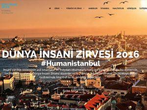 BM İnsani Zirvesi'ne 125'ten fazla ülke katılacak