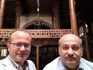 Ekrem Huğlu ile İrfan Yurtdakal Beyşehir'de