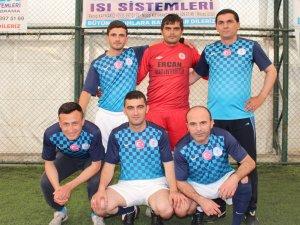 Beyşehir Belediyespor turnuvada ikinci oldu