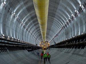 Avrasya Tüneli 8 ay erken hizmete girecek