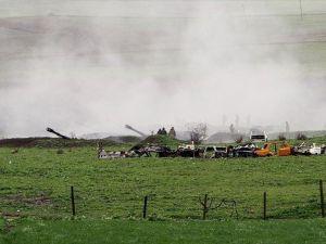 Ermenistan ordusundan Nahçıvan mevzilerine ateş açıldı