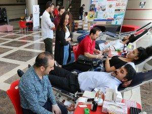 KTO Karatay'dan kan bağışı