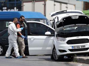 Sancaktepe'deki saldırıya ilişkin aranan araç bulundu