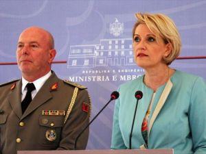 Arnavutluk'ta NATO merkezi açılacak