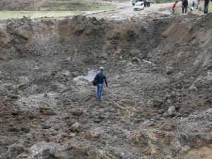 Diyarbakır'da faciayı köylüler engelledi