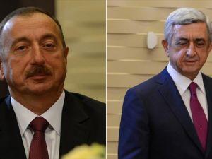 Aliyev ve Sarkisyan Viyana'da bir araya gelecek