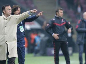 Trabzonspor'da Mandıralı'nın ikinci dönemi başarısız geçti