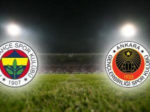 Fenerbahçe ile Gençlerbirliği 86. randevuda
