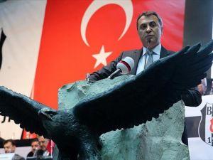 'Bizde bu aşk olduğu sürece Beşiktaş'a hizmetimiz bitmeyecek'