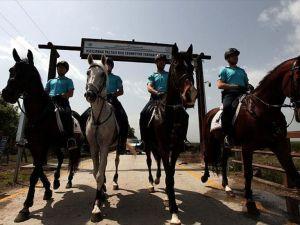 Kızılırmak Deltası'nı atlı jandarma timleri koruyacak