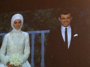 Sümeyye Erdoğan'ın düğününden ilk görüntüler