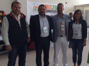 Tuna Çifti ELMIS 2016 kongresinde