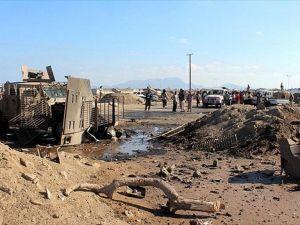 Yemen'de askeri karargahta intihar saldırısı: 25 ölü, 60 yaralı
