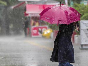 Güney Marmara'da şiddetli yağış beklentisi