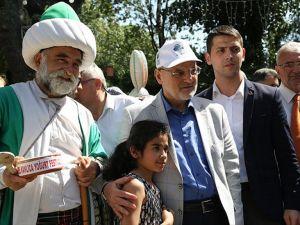 Beykoz'da Kanlıca Yoğurt Festivaline yoğun ilgi
