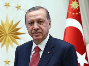 Cumhurbaşkanı Erdoğan Beşiktaş Kulübü Başkanı Orman'ı tebrik etti