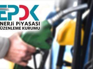 EPDK'dan 10 akaryakıt şirketine 3,3 milyon liralık ceza