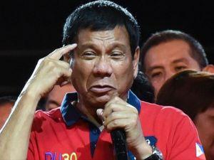 Duterte, idam cezasını geri getirmeyi planlıyor