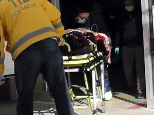 Suriyeli kadın trafik kazasında öldü