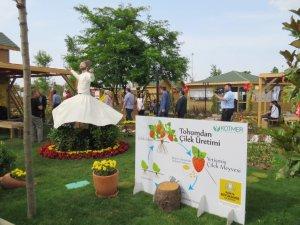 Büyükşehir Expo 2016 fuarında