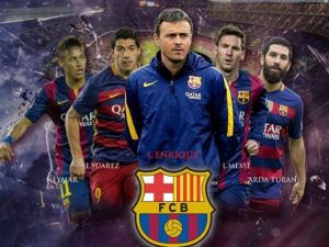 La Liga'ya Barcelona damgası