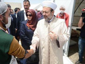 Kilis, hem Türkiye'nin hem de insanlığın vicdan yükünü omuzuna almış bir şehrimizdir