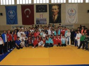 Türk Dil Kupası judo şampiyonası sona erdi