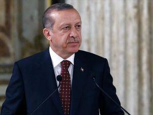 Cumhurbaşkanı Erdoğan, Kilis Valisi Tapsız'ı kabul etti