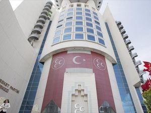 MHP yönetiminden 'Çağrı Heyeti' hakkında suç duyurusu