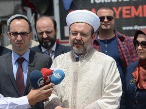 Türkiye mazlumların umut bağladığı bir ülkedir