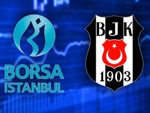 Beşiktaş hisseleri şampiyonluğun ardından düşüşe geçti