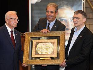 Nobel ödüllü Sancar'dan TUSAŞ'a ziyaret